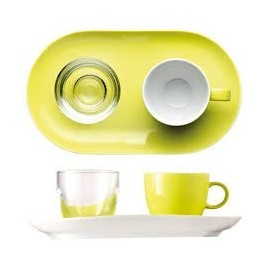 Thomas Sunny Day espresso-Set LIME