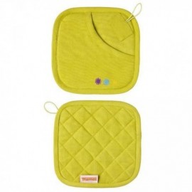 Coppia Presine con Inserto - Thomas Sunny Day - Apple Green