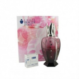 Lampe Berger Paris: Coffret Athena Brides con Orchidee Sauvage