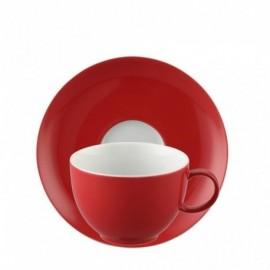 6 tazze caffè con piattino - Sunny Day Thomas - NewRed