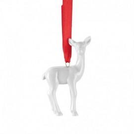 -LIQUIDAZIONE- Pendente per albero di Natale, Cerbiatto Hutschenreuther