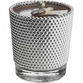 Candela Boucle Marrone – Fragrance Argenesi – Argento su vetro 10.4 h11