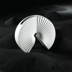 Vaso 24 cm - Arcus Bianco