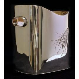 Secchio Giaccio in argento 800%
