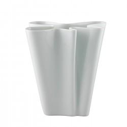 Vaso 26 cm FLUX Weiß