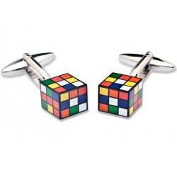 Gemelli Da Polso Cubo Magico