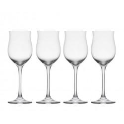 6 calici degustazione vino rosè h.22cm - mod.CLASSICO