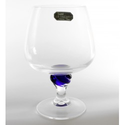 Confezione 4 calici cognac - BYZANCE BLU