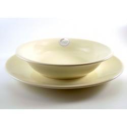 Servizio di piatti 20 pezzi - IVORY CIRCLE