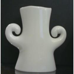 Mini Vaso 8cm - Bianco - Rosenthal