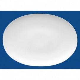 Piatto ovale picc. (Vassoio) 28 cm - THOMAS Medaillon Bianco