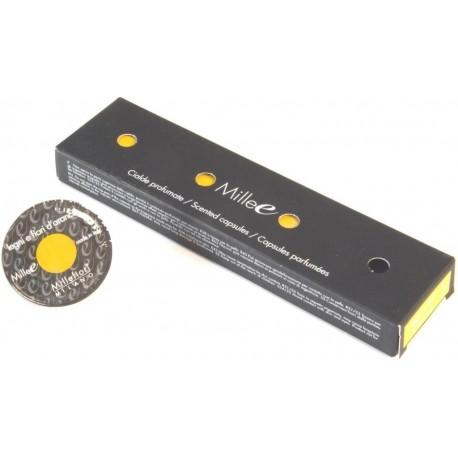 """Millefiori: Confezione con 4 Cialde """"Legni e Fiori d'Arancio per diffusore Mille-E"""